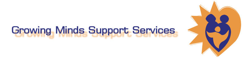 logo Growing Minds Support Services